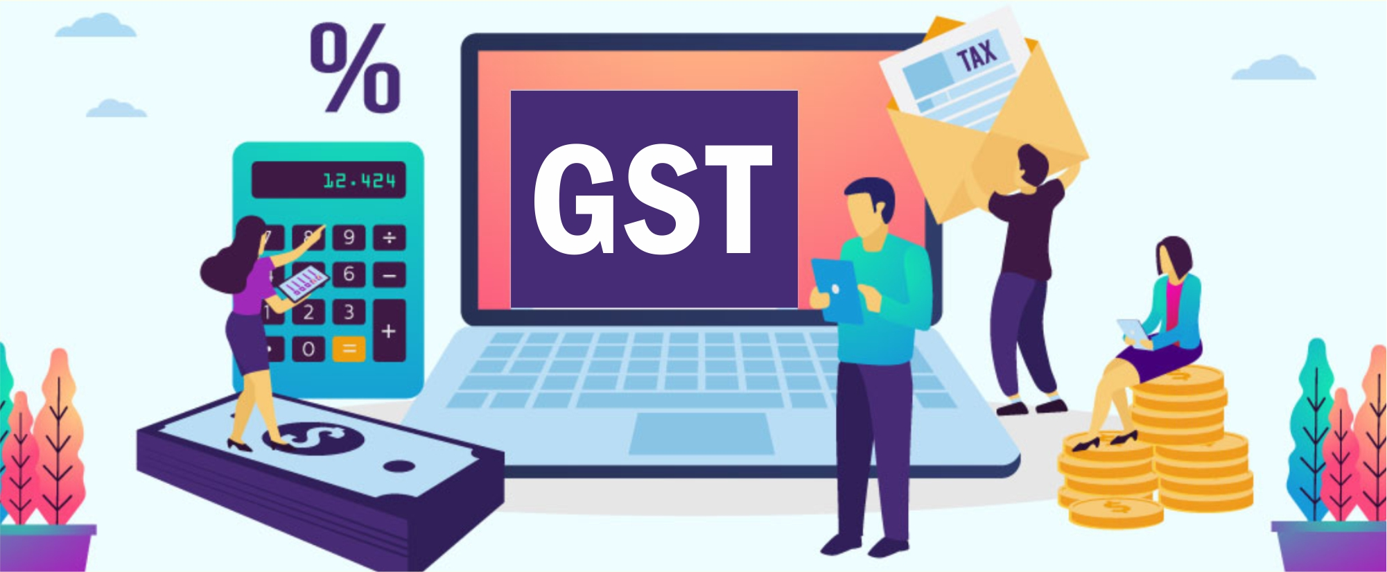 Types of GST and everything you need to know about GST | Alankit.com